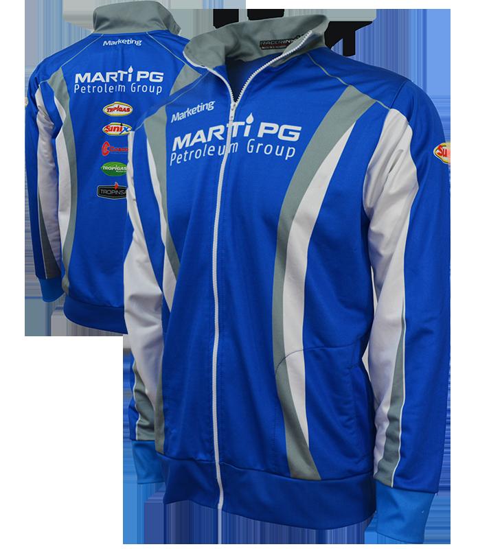 Custom sublimated jackets w moisture wicking fabric for Custom race shirts no minimum