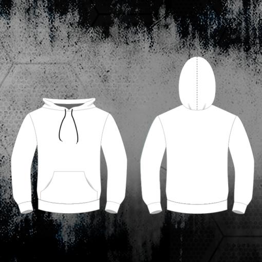 Sublimated Hooded Sweatshirt | Racer Ink