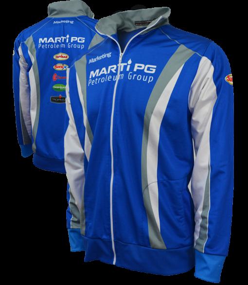 Custom Sublimated Jacket Front
