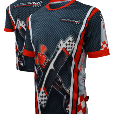 Custom Sublimated Shirts Front