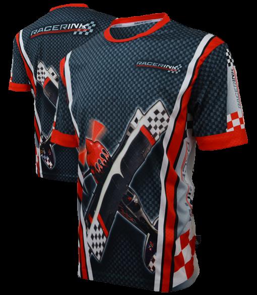 Custom Sublimated Shirts Front